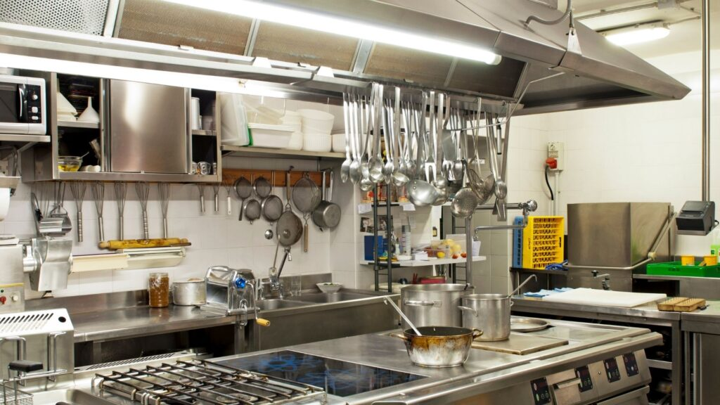 Commercial Kitchen Equipment Cleaning Service Etobicoke